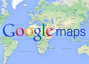 Real-Time Google Maps