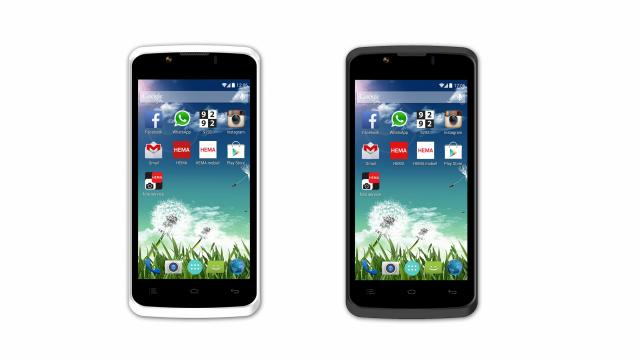 Hema smartphone
