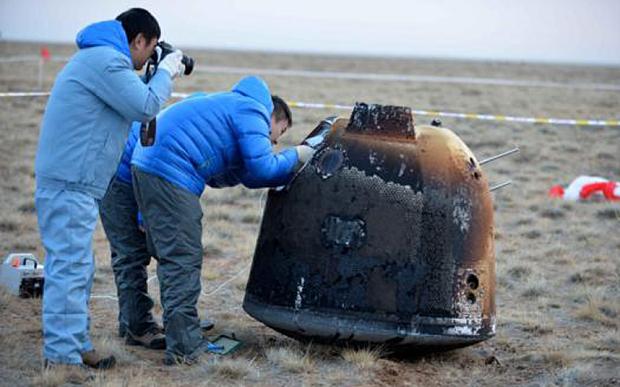 Chinese ruimtesonde
