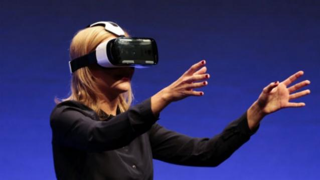 De Samsung Galaxy Gear VRDe Samsung Galaxy Gear VR