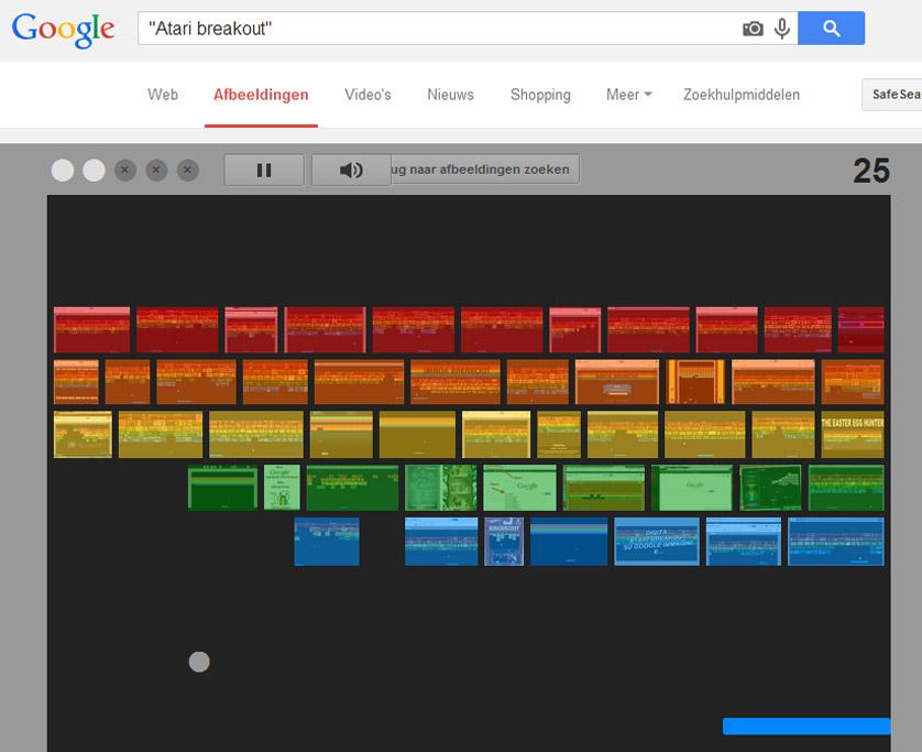 Google Breakout