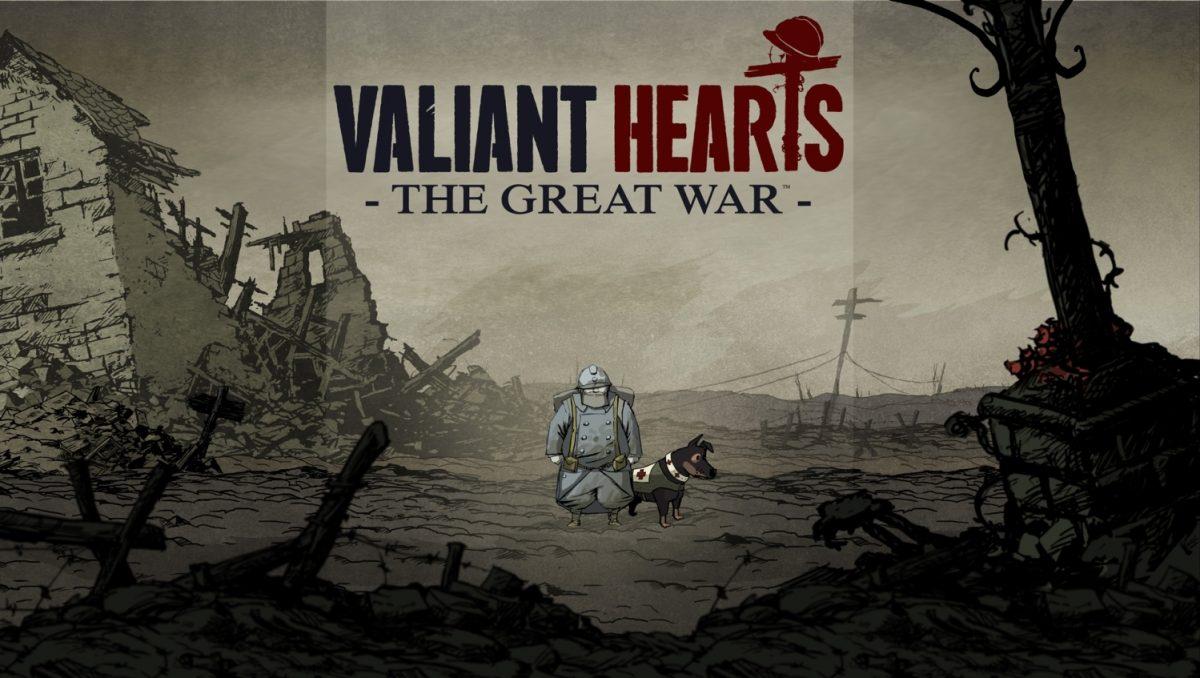 App van de week: Valiant Hearts: The Great War