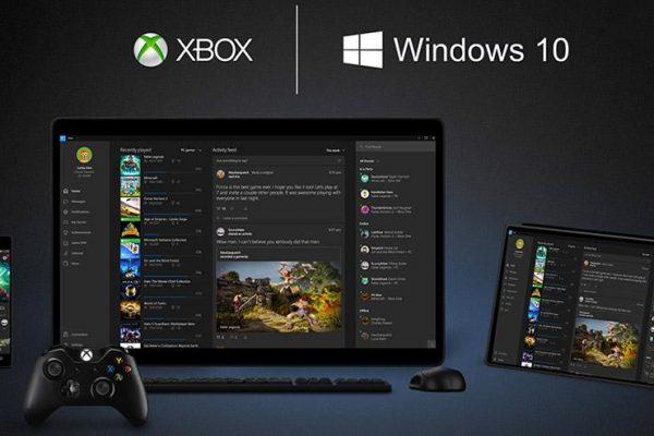 Windows 10 op Xbox
