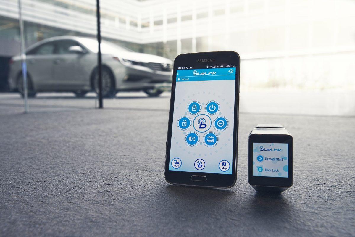 Je auto openen met je horloge? Het kan met een Hyundai