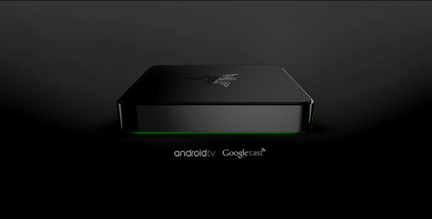 Razer onthult Android Gaming Console genaamd Razer Forge TV