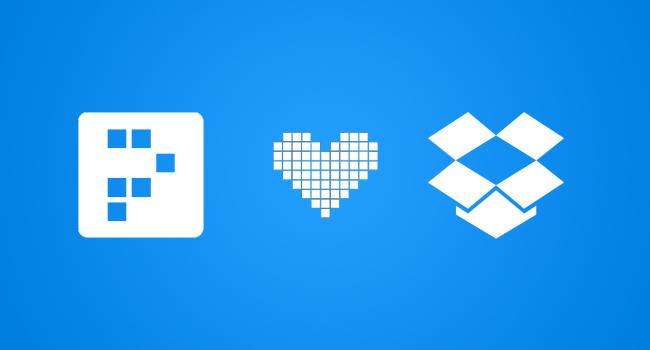 Pixelapse + Dropbox