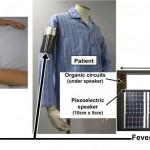 Armband op zonne-energie controleert je gezondheid