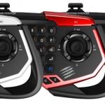 Mad Catz toont futuristische mobiele game-controllers