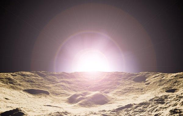 Sunrise-on-Mercury