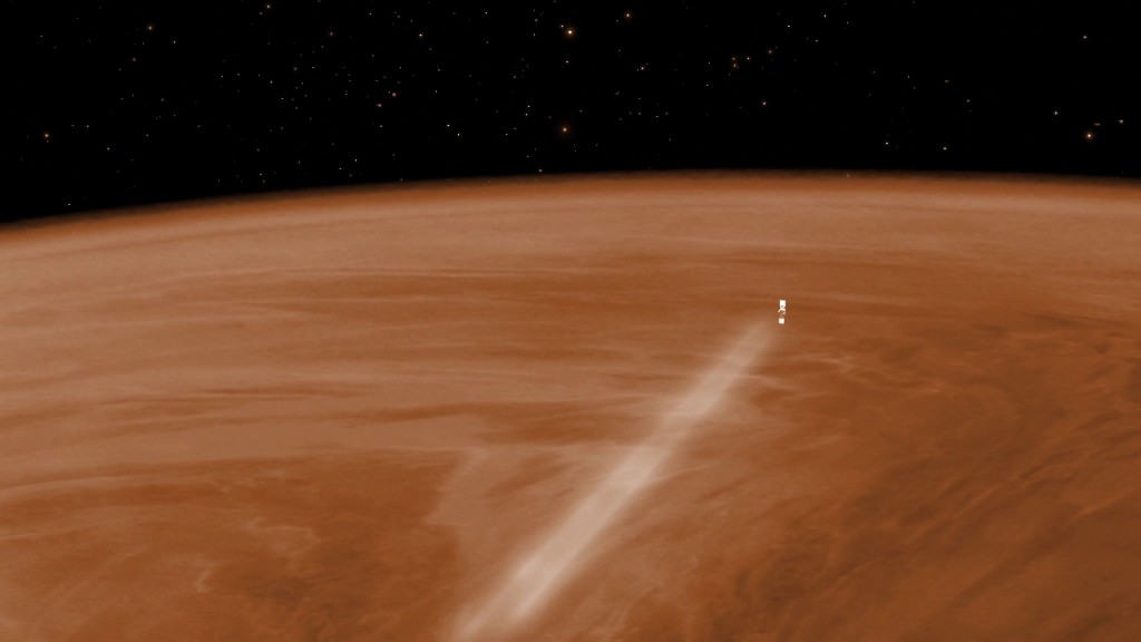 Venus_Express_aerobraking
