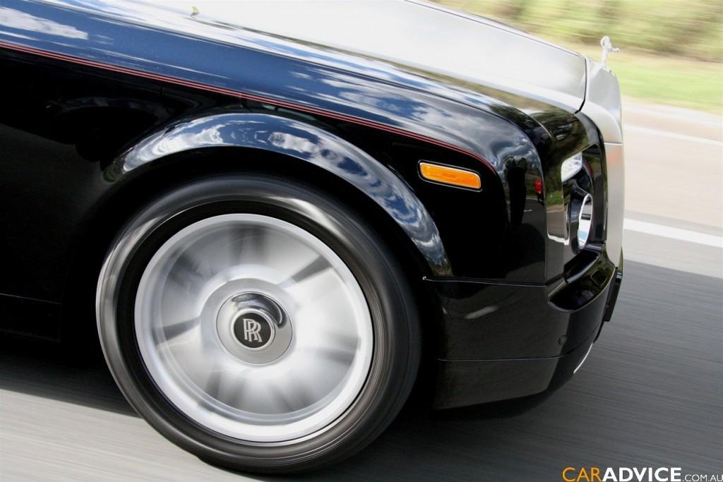 Velg logo Rolls-Royce