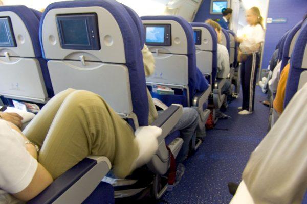 Vliegtuig maaltijden