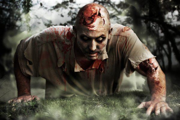 Zombie uitbraak