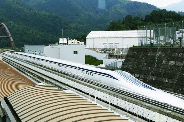 Maglev trein