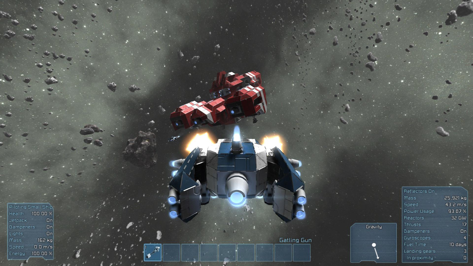 Space engi4
