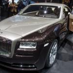 Kijkje Binnenin: Rolls Royce Wraith