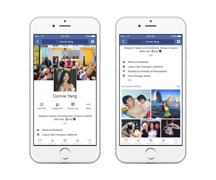 Facebook uitgelicht