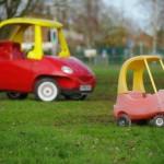 Little Tikes auto klaar voor de grote weg