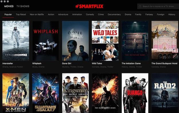 smartflix-netflix-splash-page