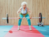 Ouderen sport
