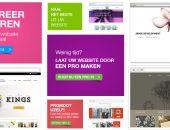 Website maken met Wix
