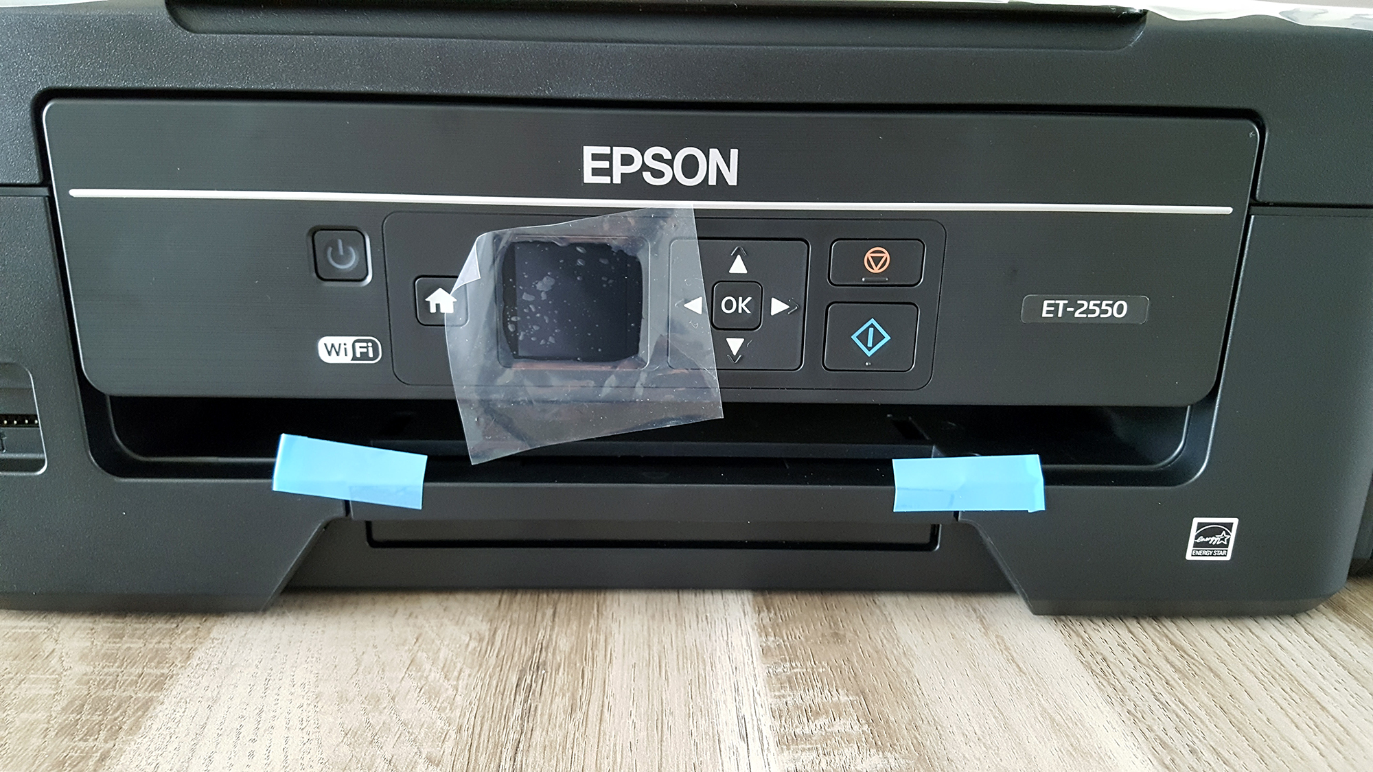 epson front