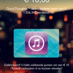 Zo krijg je gratis iTunes tegoed