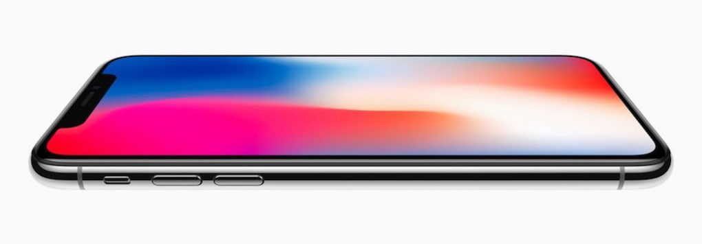 iphone x invoeren