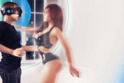 Virtual reality seks: seks met een seksrobot